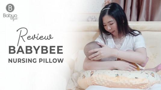 Babyo Review: Babybee Nursing Pillow