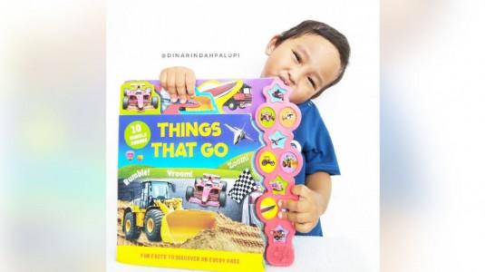 Review Buku Things That Go