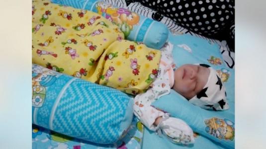 Tanpa Kolik, Tidur Si Kecil Nyenyak dan Berkualitas