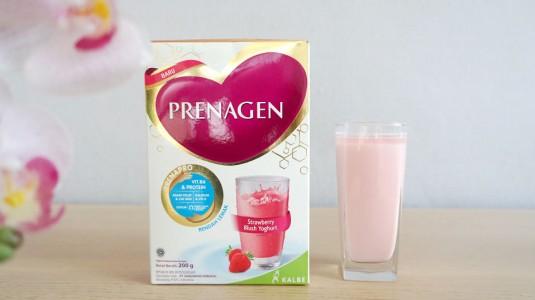Babyo Review PRENAGEN Yogurt