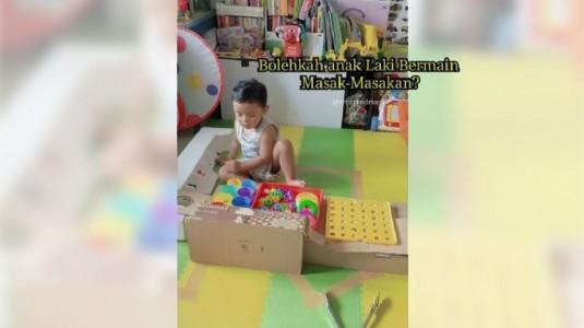 Bolehkah Anak Laki Main Masak-Masakan?