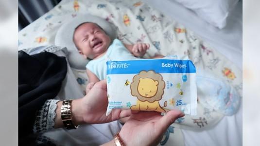 Baby Wipes Penyelamat Iritasi yang Berguna di Saat Covid-19