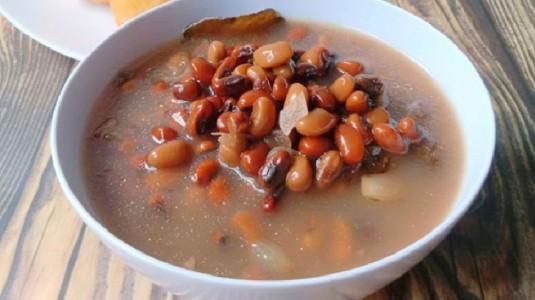 SAYUR KACANG MERAH : Solusi Masakan Sehat Tapi Simple