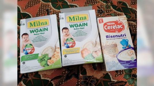 Penyelamat MPASI Bayi 6 Bulanku