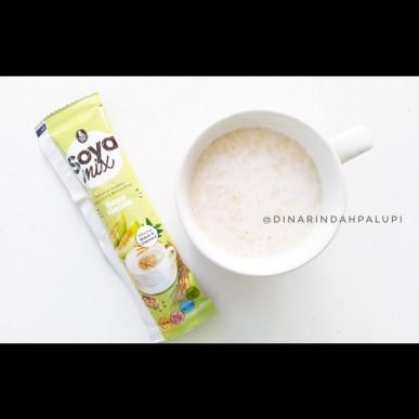 Review Mama Bear Soya Mix : ASI Booster Pilihanku