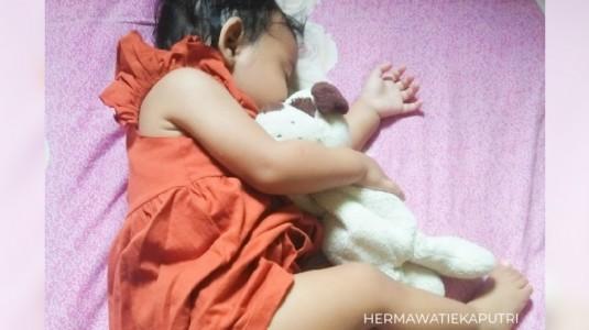 Manfaat Tidur Siang untuk Si Kecil