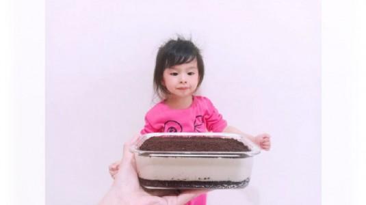 Resep Camilan : Oreo Cheese Cake Homemade