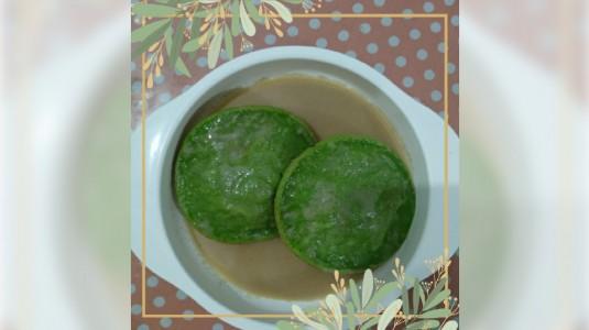 Resep Snack: Serabi Kinca