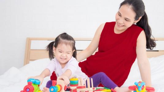 7 Kegiatan Stimulasi di Rumah untuk si Kecil