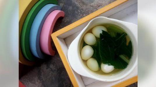 Si Mungil Telur Puyuh Penuh Nutrisi