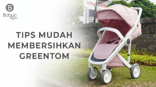 Babyo Tips Mudah Membersihkan Stroller Greentom