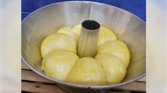 Roti Apel Homemade
