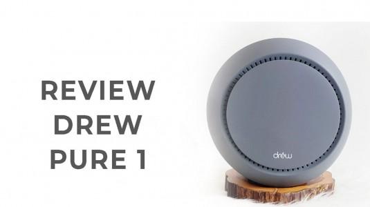 Babyo Review Air Purifier Pure 1 dari Drew