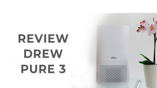 Babyo Review : Air Purifier Pure 3 dari Drew