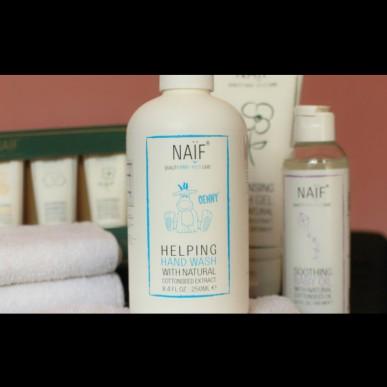 Review Naif Baby Helping Hand Wash: Sabun Cuci Tangan Penyelamat Si Kecil Di Kal