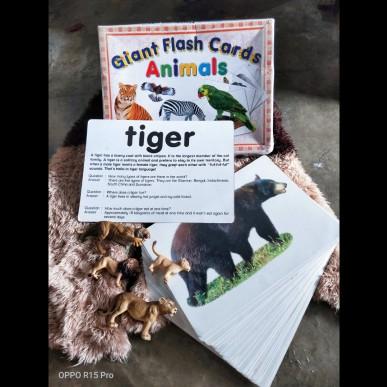 Metode Belajar Anak Dengan Menggunakan Flash Card