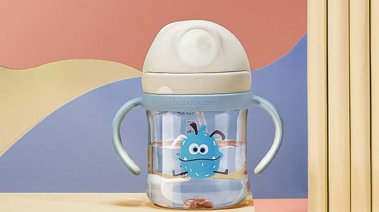 Babyo Review: Drinking Cups Babycare, Solusi Supaya Si Kecil Jadi Rajin Minum Ai