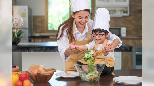 Cara-cara Memasak Paling Sehat