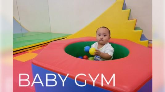 Baby Gym untuk Bayi 9 bulan sampai 3 tahun