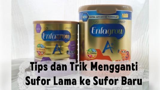 Tips dan Trik Mengganti Sufor Lama ke Sufor Baru