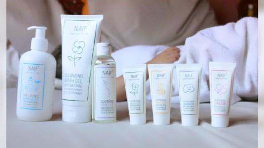 Loving Naif Baby Skin Care