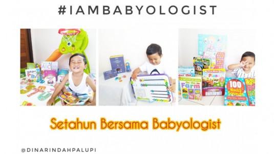 Setahun Bersama Babyologist