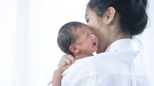Sentuhan Moms, Jawaban untuk Perut Kembung si Kecil