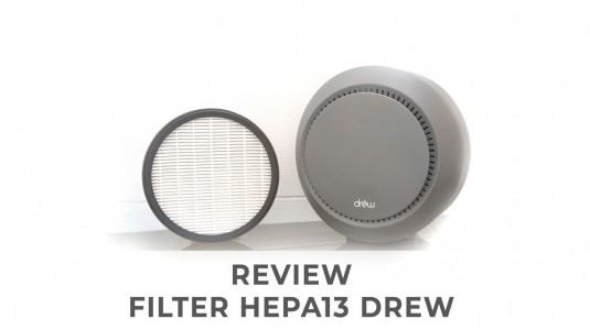 Babyo Review : Filter HEPA13 Drew