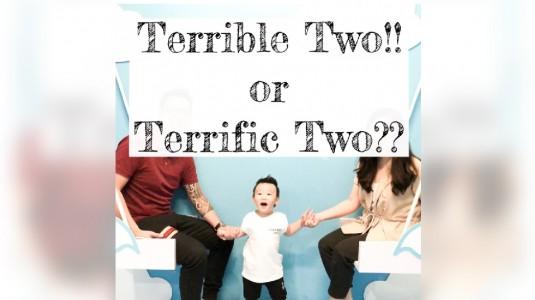 Terrible Two or Terrific Two, Yang Mana Yang Cocok untuk si Kecil?