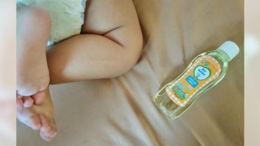 Review My Baby Minyak Telon Plus Eucalyptus Longer Protection
