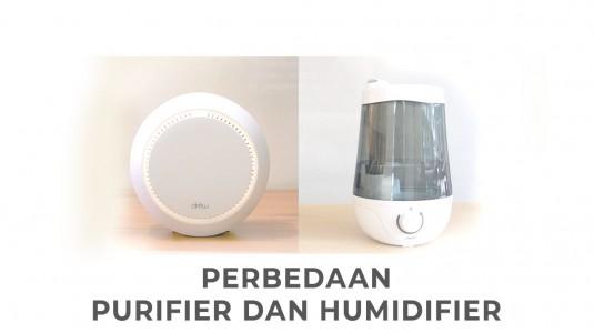 Babyo Review: Perbedaan Drew Air Purifier dan Dr. Brown's Air Humidifier