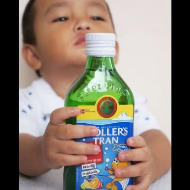 Review Moller's Tran Cod Liver Oil