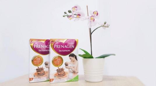 Babyo Review: PRENAGEN lactamom