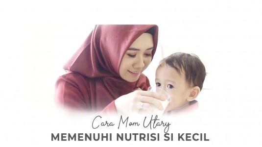 Babyo Story with Mom Utary: Cara Memenuhi Nutrisi si Kecil