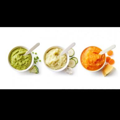 4 Faktor Penting Saat Memilih Wadah Penyimpan Makanan MPASI