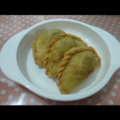 Resep Snack : Pastel Ayam Sayur
