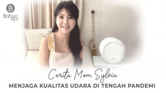Virtual Shot: Babyo Story Cerita Mom Silvia Menjaga Kualitas Udara