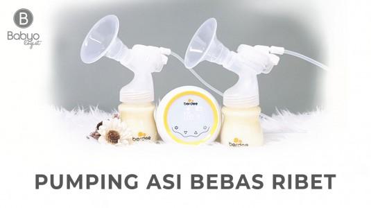 Babyo Review: Berdee S2 Breast Pump