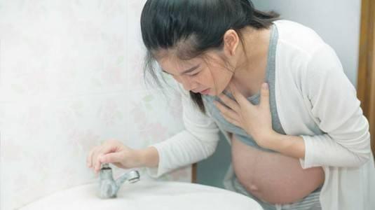Cara Ampuh Mengatasi Morning Sickness