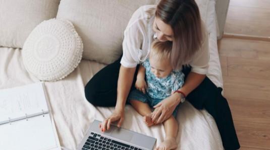Tips Tetap Produktif dari Rumah