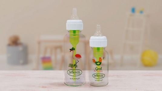 Moms, Inilah Alasan Mengapa Botol Kaca Lebih Cocok untuk Newborn Baby