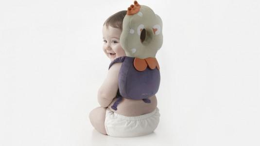 Dampingi Si Kecil Belajar Duduk dengan Aman Menggunakan Babycare Head Cushion Ba