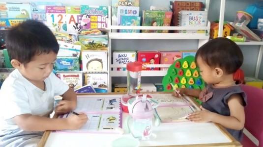 Cerdas Optimal Belajar di Rumah Berkat Susu Morinaga