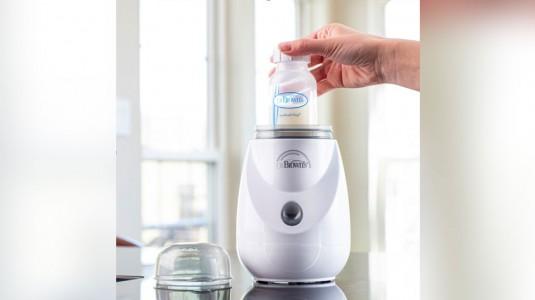 Memanaskan ASIP Lebih Hemat dengan Dr. Brown's Insta-Feed Bottle Warmer