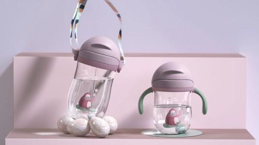 Babyo Review: Babycare Kids Sippy Cup, Teman Pendamping MPASI Si Kecil