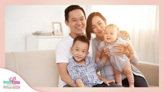 Keluarga Kuat, Rahasia si Kecil Tumbuh Bahagia