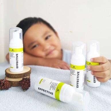 Baby Anti Bacterial Cleaner dari Babycare - Hand Sanitizer yg Aman untuk si Kecil
