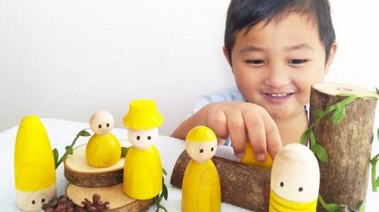 Caraku Mengatasi Stres pada Anak di Tengah Kondisi Pandemi