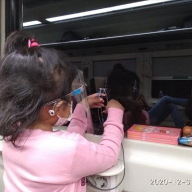 Pengalaman Naik Kereta Bersama Toodler dan Babyi d...