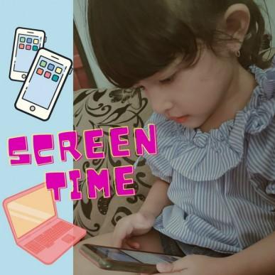 Screen time? Bagaimana aturannya?  My Reward from ...